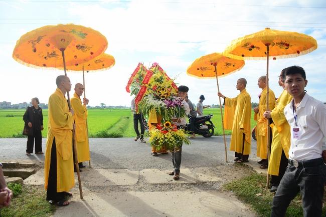 Lễ bổ nhiệm trụ trì tại chùa Đống Cao - Thanh Hóa 6