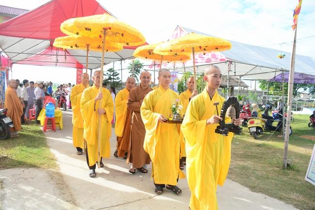 Lễ bổ nhiệm trụ trì tại chùa Đống Cao - Thanh Hóa 7