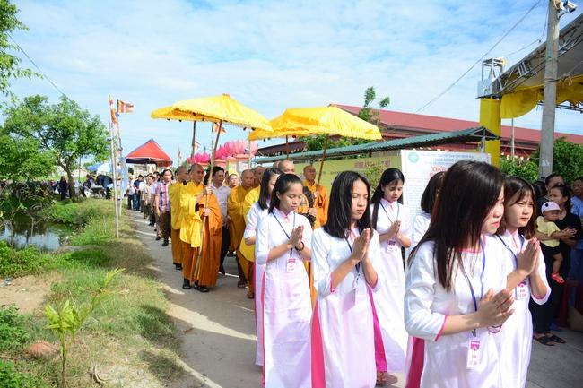 Lễ bổ nhiệm trụ trì tại chùa Đống Cao - Thanh Hóa 11