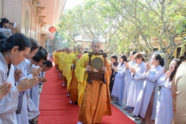 Lễ giỗ Tổ khai sáng chùa Hoằng Pháp
