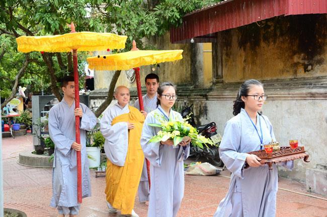 Khóa tu mùa hè chùa Cự Linh - Ngày thứ VII: Nơi con tìm về