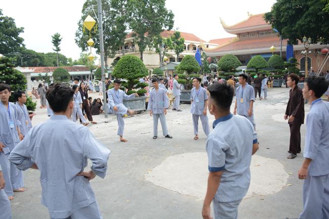 khóa tu mùa hè tại chùa hoằng pháp 2018 ảnh 29
