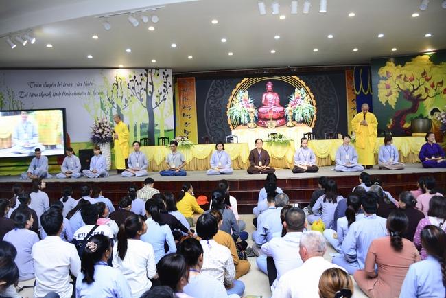 lễ quy y tam bảo tại chùa hoằng pháp lần thứ 2 trong năm 2018 7