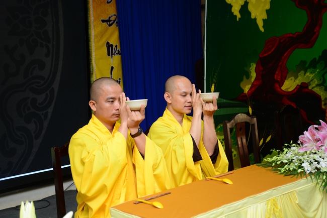 lễ quy y tam bảo tại chùa hoằng pháp lần thứ 2 trong năm 2018 8