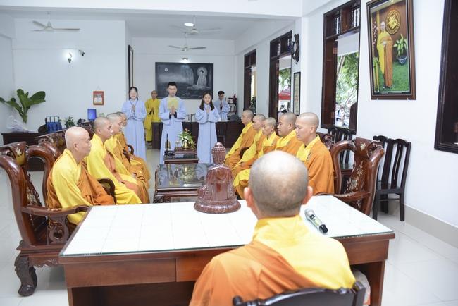 lễ quy y tam bảo tại chùa hoằng pháp lần thứ 2 trong năm 2018 13