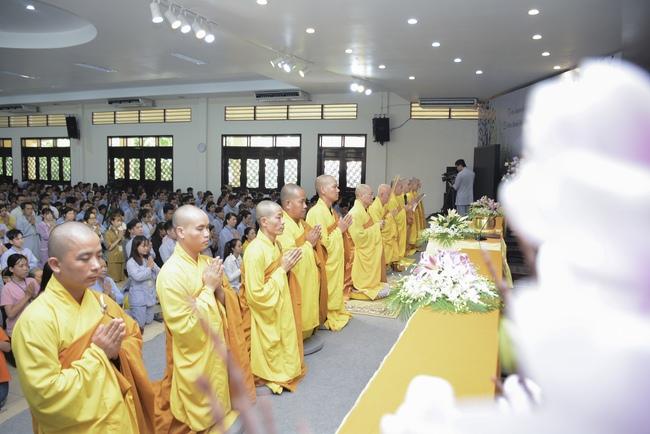 lễ quy y tam bảo tại chùa hoằng pháp lần thứ 2 trong năm 2018 15
