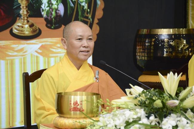 lễ quy y tam bảo tại chùa hoằng pháp lần thứ 2 trong năm 2018 18