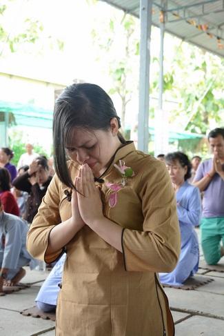 Đại lễ Vu Lan Báo Hiếu tại chùa Hoằng Pháp Cambodia