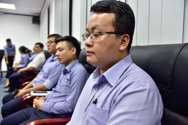 Chia sẻ đạo lý tại Ngân hàng BIDV chi nhánh Châu Thành Sài Gòn