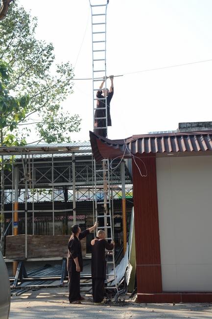 Công tác chuẩn bị đón xuân Kỷ Hợi (phần 2)