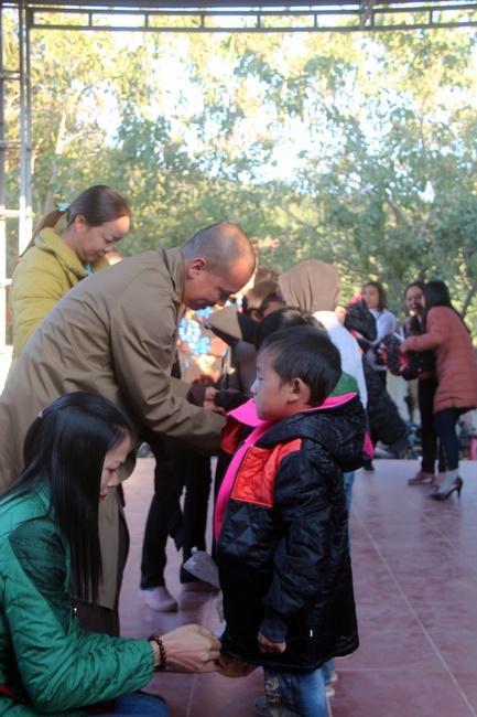 Chùa Hòa Phúc: Mang nước sạch đến với học sinh vùng cao