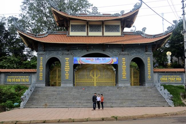 chùa Pháp Hoa, Đắk Nông