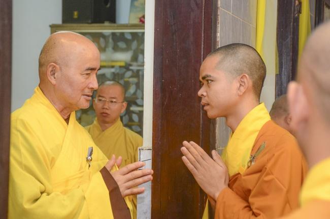Lễ viếng Trưởng lão Hòa thượng Thích Quảng Độ