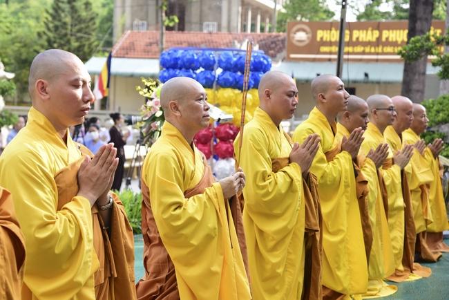 Chùa Hoằng Pháp tổ chức Đại lễ Phật đản 2020