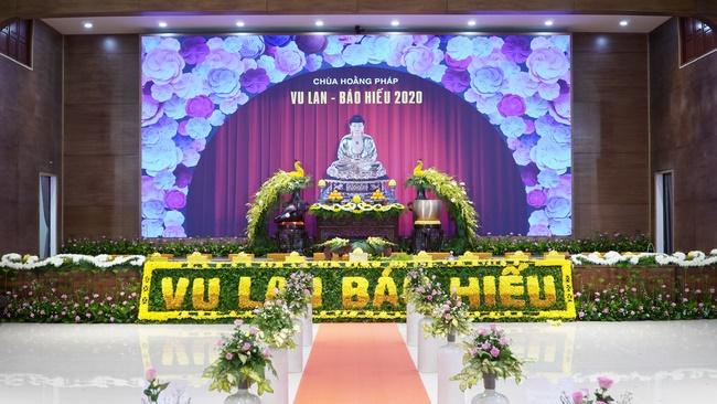 Đại lễ Vu Lan Báo Hiếu 2020