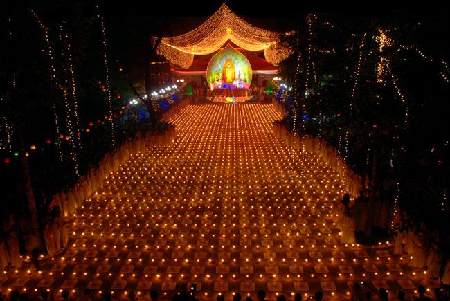 Đức Phật với phương pháp tu tập